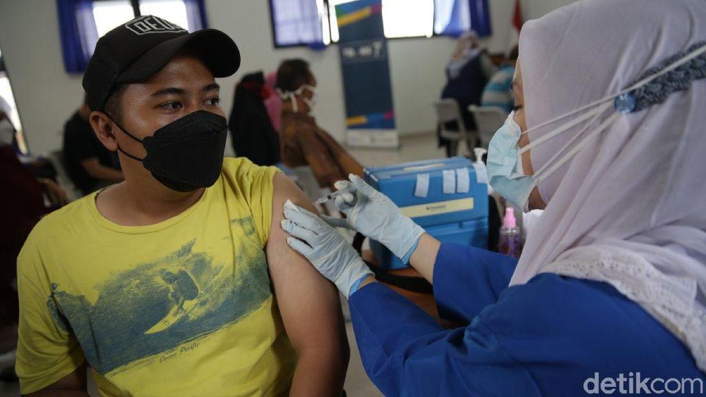 Menkes: 169 Juta Dosis Vaksin Sudah Didistribusikan ke Daerah
