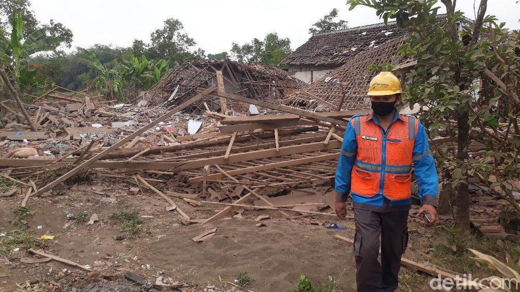 Cerita Warga Ledakan Dahsyat di Pasuruan Dikira Tsunami