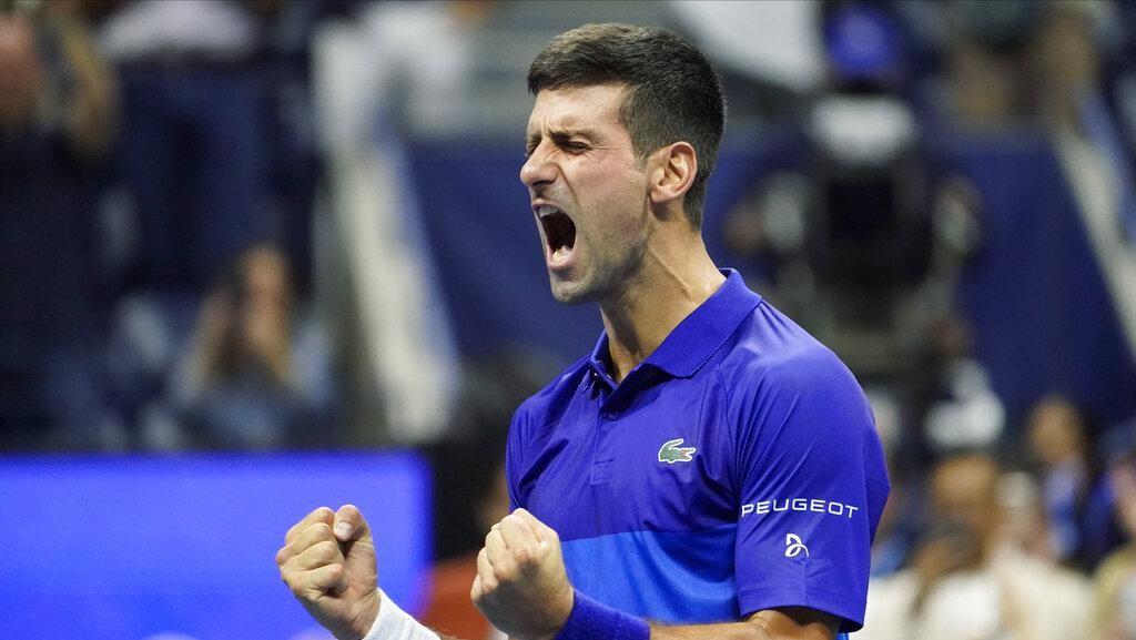 AS Terbuka 2021: Djokovic Atasi Zverev, Lawan Medvedev di Final