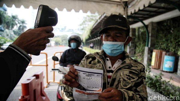 Nantinya pengunjung yang akan melakukan rekreasi ke Taman Impian Jaya Ancol wajib melengkapi dirinya dengan aplikasi Peduli Lindungi.