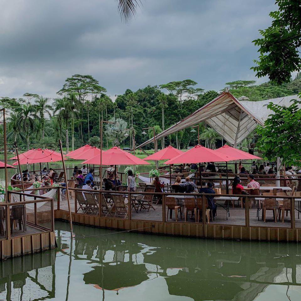 Tempat makan di Sentul yang Sajikan Menu Sundaan
