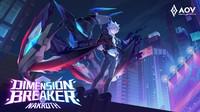 Beragam Wallpaper Keren Bertema Dimension Breaker Arena of Valor
