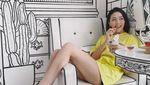 Pesona Agnes Jennifer, TikTokers yang Dibilang Mirip Bintang Drakor The Penthouse