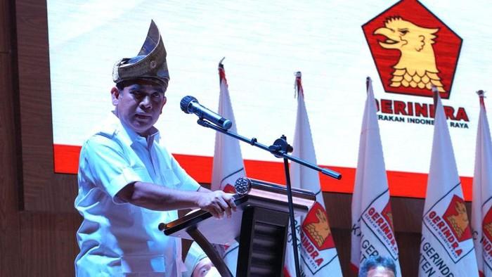 Ahmad Muzani di Rapat Koordinasi dengan DPD Gerindra Kepri/Dok Gerindra