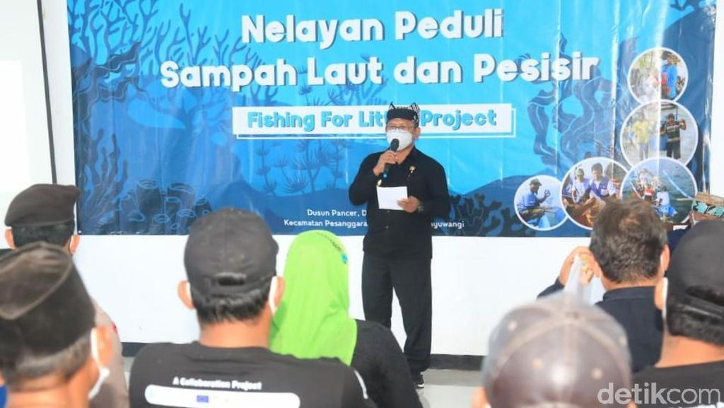 Setelah Pulau Merah, EcoRanger Kini Dampingi Nelayan Pancer Kelola Sampah Laut