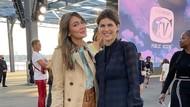 9 Gaya Luna Maya Eksis di NYFW, Hadiri Show Coach Hingga Michael Kors