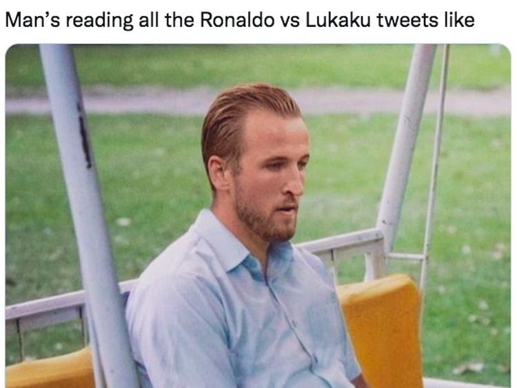 Meme Chelsea dan Romelu Lukaku