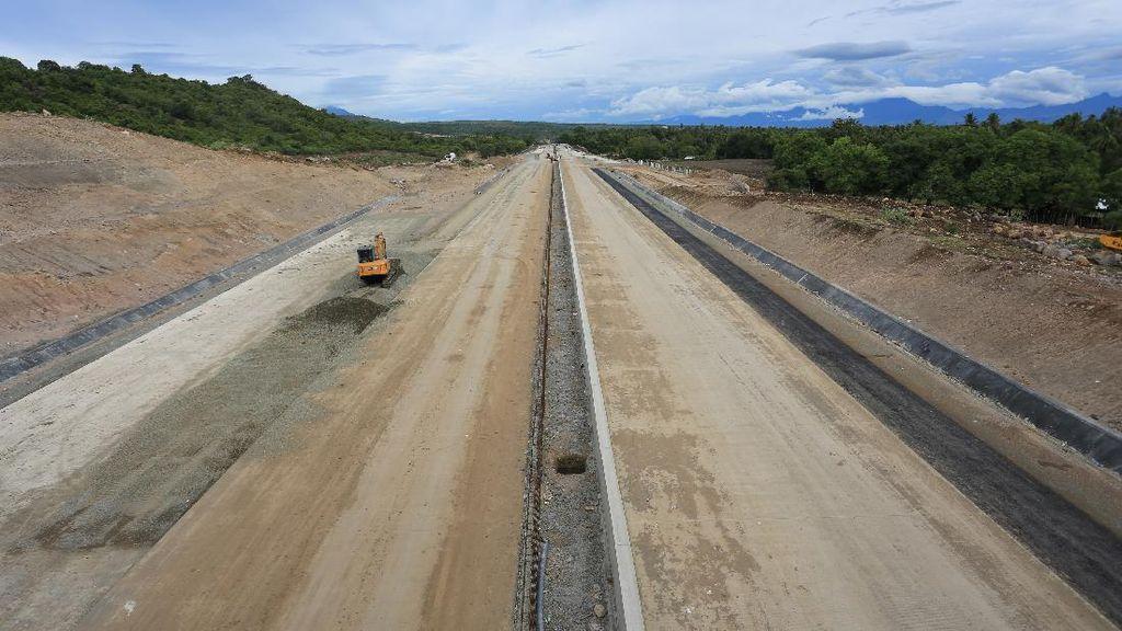 Mengintip Progres Pembangunan Tol Ruas Sigli-Banda Aceh