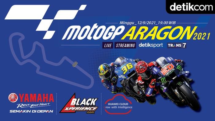 MotoGP Aragon 2021, Infografis MotoGP Aragon 2021
