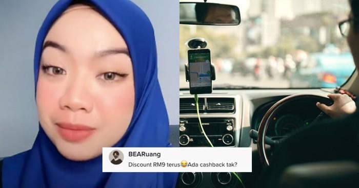 Ngakak! Wanita Ini Dapat Diskon Taksi Online Gegara Supirnya Kentut Usai Makan Petai