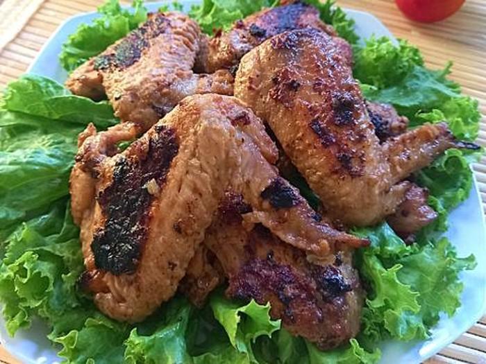 Resep Sayap Ayam Bakar Bumbu Terasi