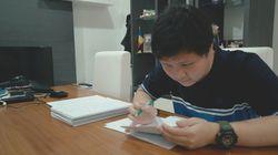 Stanve Buktikan Tak Perlu Jenius Supaya Jago Matematika Tingkat Dunia