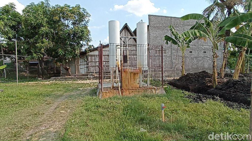 Gas Alam di Grobogan Ini Dikelola untuk Penuhi Kebutuhan Warga Kampung