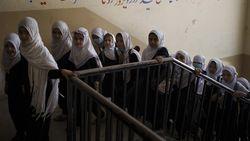 Janji Taliban Buka Sekolah untuk Anak Perempuan, Akankah Ditepati?