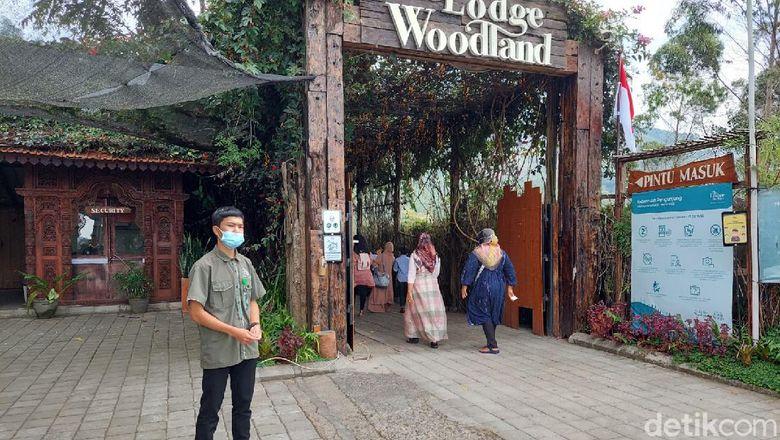 The Lodge Maribaya Lembang