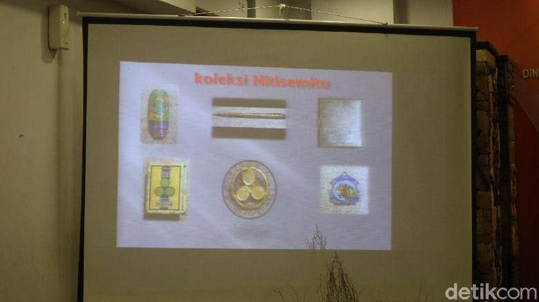 15 Koleksi Baru Peninggalan Raja Kretek Nitisemito Diserahkan ke Museum Kretek Kudus