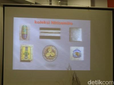 15 Koleksi Raja Kretek Nitisemito Diserahkan ke Museum Kretek Kudus