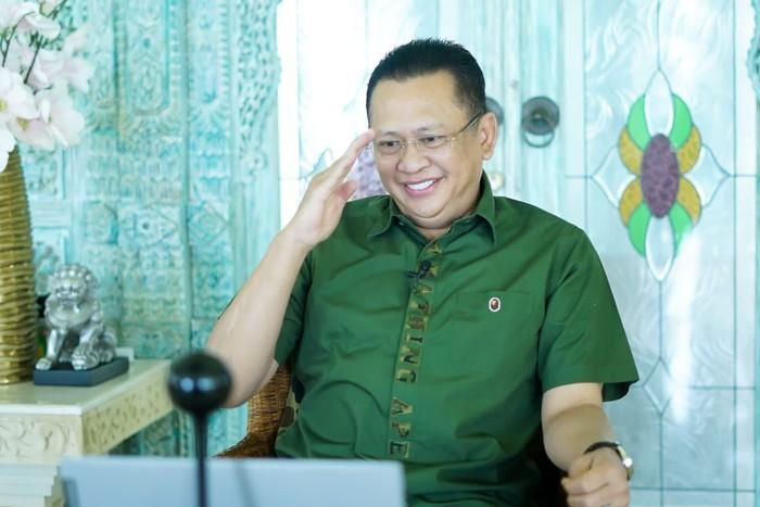 Bamsoet: MPR Tak Pernah Bahas Wacana Masa Jabatan Presiden 3 Periode