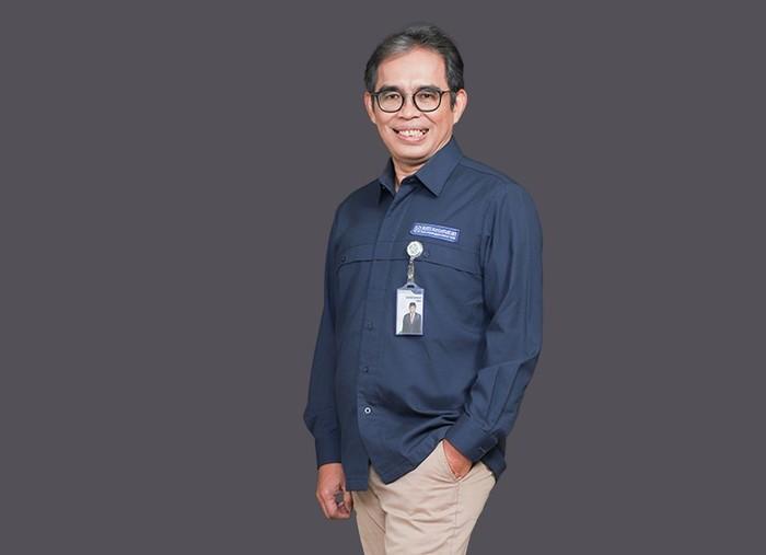 Direktur Perluasan dan Pelayanan Peserta BPJS Kesehatan, David Bangun
