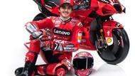 Spesifikasi Motor Ducati yang Antar Bagnaia Berjaya di MotoGP Aragon 2021