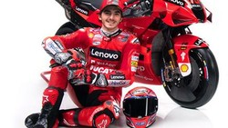 Bagnaia Pede Banget, Siap Naik Podium MotoGP San Marino 2021