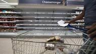 Gegara Brexit Supermarket di Inggris Nyaris Kosong