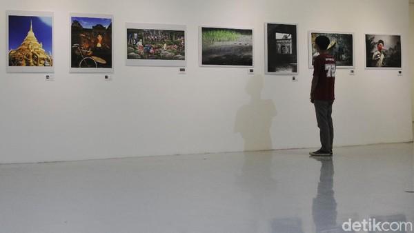 Pameran fotografi yang digelar Fakultas Seni Media Rekam ISI Yogyakarta dan organisasi Photographic Society of America (PSA) Worldwide serta Art Photography of Indonesia (anggota klub PSA) itu mengusung semua jenis dan genre fotografi sebagai bentuk ekspresi seni.