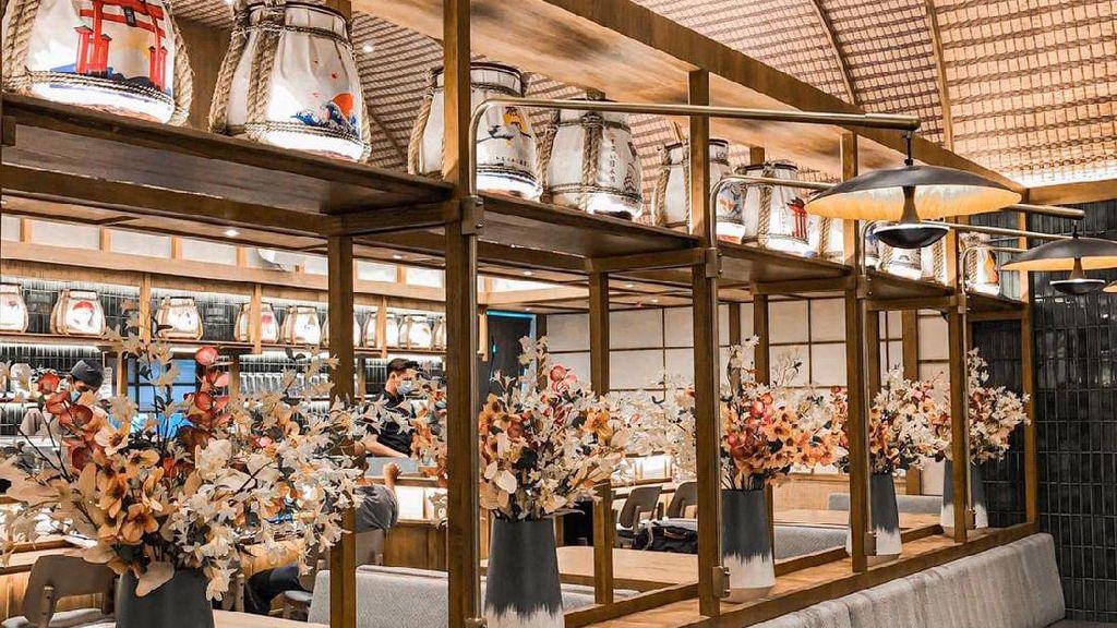 GION The Sushi Bar Hadirkan Cabang Baru di Jakarta