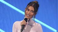 Istri Justin Bieber Tampil Singkat di MTV VMA dengan Baju Putih Tipis