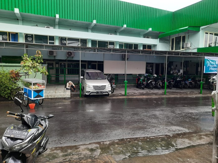 hujan merata di surabaya