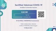 Cara Download Sertifikat Vaksin dan Solusi Perbaiki Data yang Salah