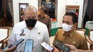Ketua DPD Soroti Percepatan Vaksinasi-Masalah Air Bersih di Lumajang