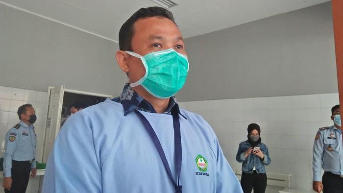 Kepala Instalasi Hukum Publikasi dan Informasi RSUD Kabupaten Tangerang, Hilwani