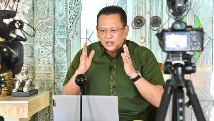 Ketua MPR RI Bambang Soesatyo (Bamsoet).