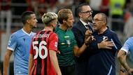 Sarri Cekcok dengan Saelemaekers, Ibrahimovic Jadi Juru Damai