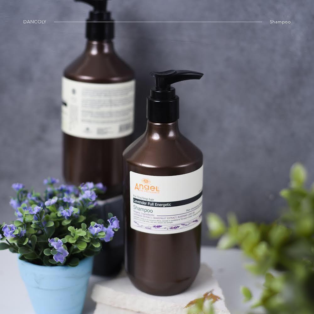 Sampo untuk Rambut Berminyak dan Bau Apek