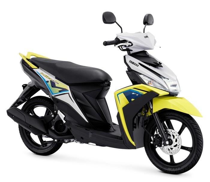 Tampilan Baru Yamaha Mio M3 125 2021