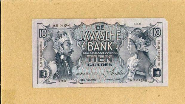 Uang Kuno (Dokumen Yohanes Dicky)