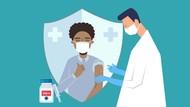 Rencana Vaksin Booster Gratis