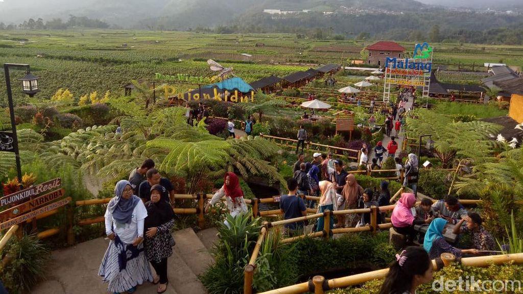 Pemkab Malang Ajukan 6 Destinasi Wisata Uji Coba Saat PPKM Level 3