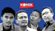 Angkat Poster Aspirasi ke Jokowi, Eh Ditangkap Polisi