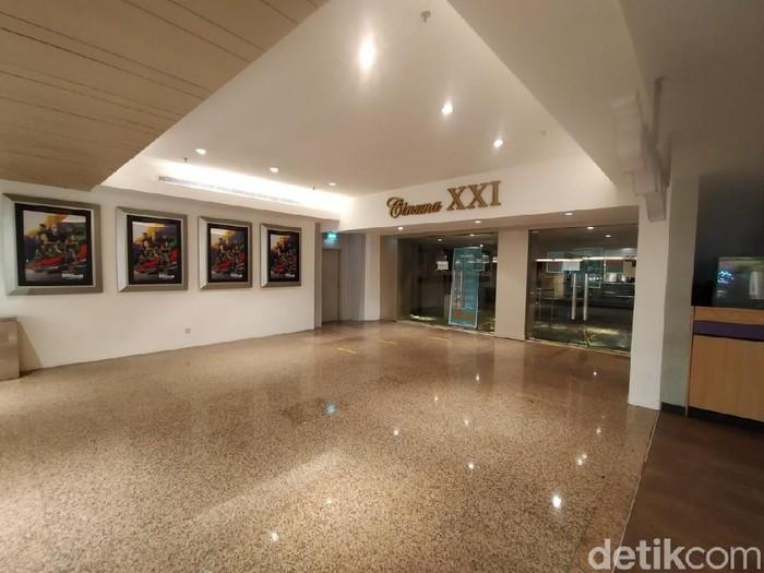 Bioskop di Jakarta Masih Belum Buka