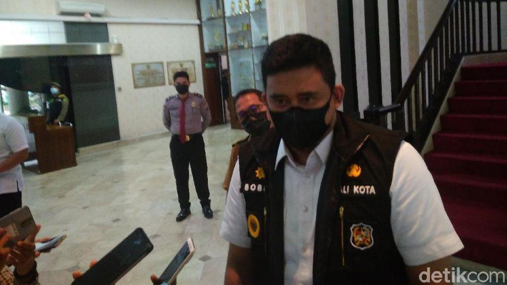 Buka-bukaan Bobby soal Triliunan APBD di Bank Usai Disentil Jokowi