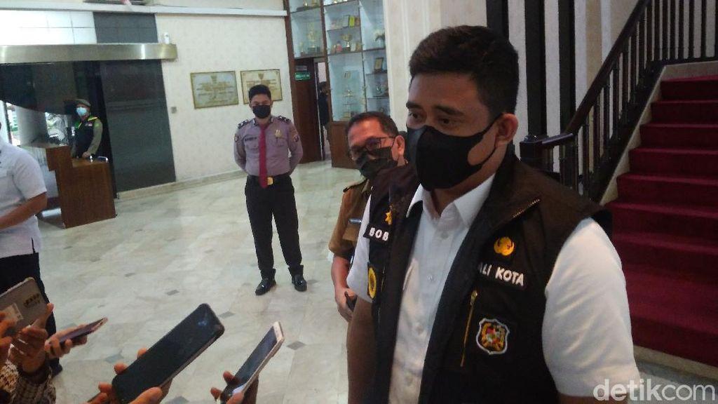 Bobby Optimistis Kota Medan Turun ke PPKM Level 2