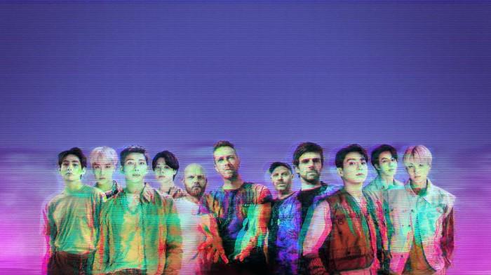 Coldplay x BTS