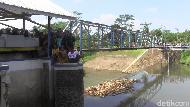 Mayat Bayi Ditemukan Bercampur Sampah di Sungai Bondoyudo Lumajang