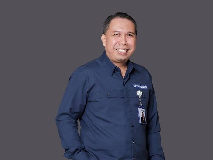 Direktur SDM dan Umum BPJS Kesehatan, Andi Afdal