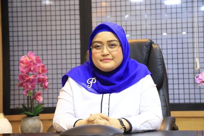 Dirjen PHI-Jamsos Kemnaker Indah Anggoro Putri