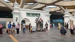 DIY Turun Level PPKM, Bandara YIA Catat Pertumbuhan Penumpang saat Weekend
