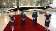 Qatar Airways Pamerkan Jet Gulfstream G700 Terbaru Buat Disewa Traveler